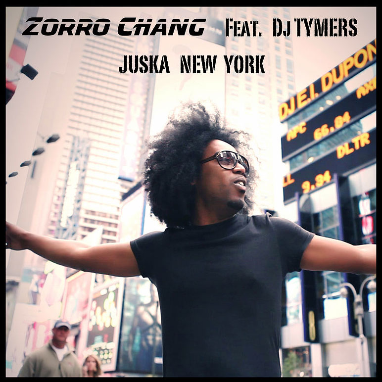Juska New York - Zorro Chang